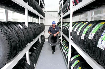 Tyres Reading from this specialist Tyre Company
