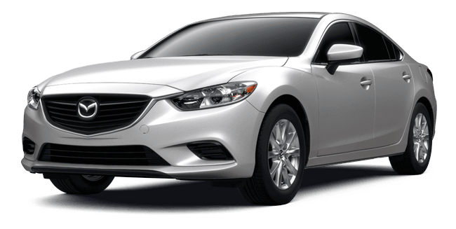 Mazda 6 service vehicle
